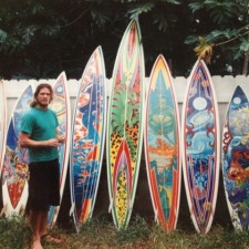 My Hawaii Quiver Winter 1993-1994